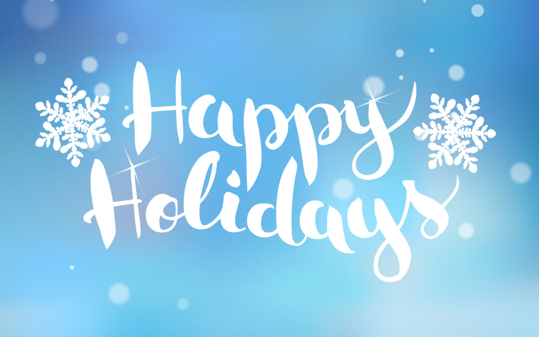Happy Holidays from Sapphire Gas Solutions!