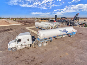Switch to LNG and CNG for Asphalt Production, Sapphire Gas Solutions, Houston