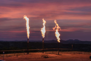 What is Gas Flaring, Sapphire Gas Solutions Houston TX
