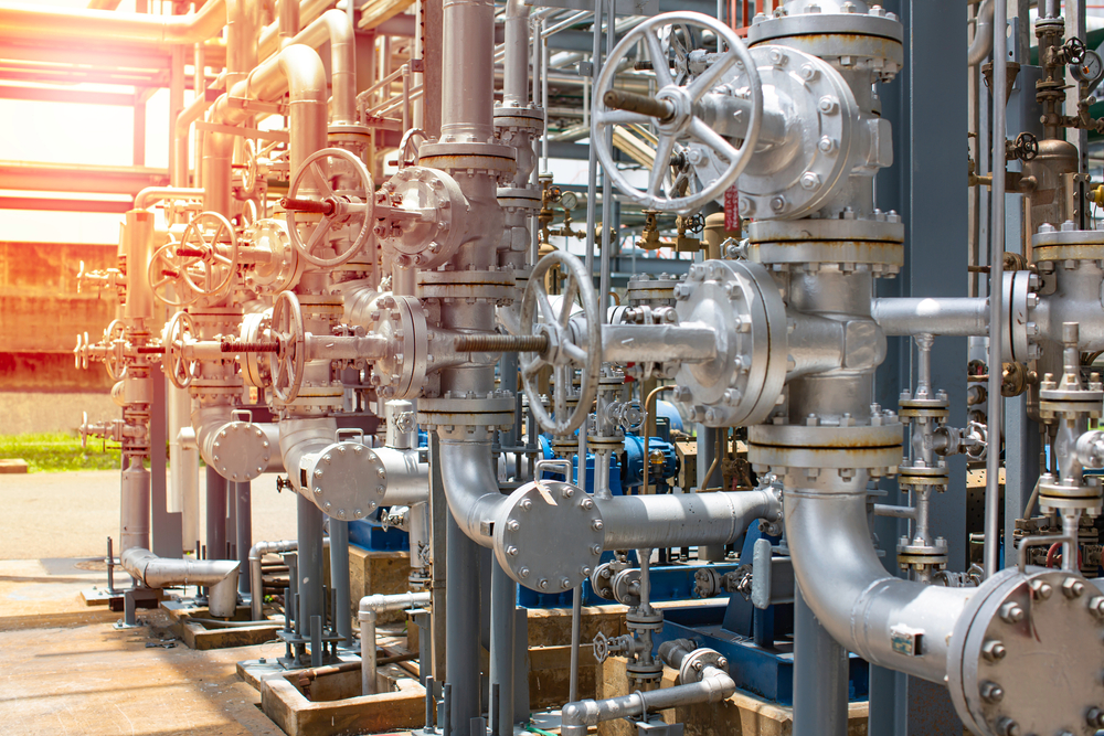4 Different Industrial Systems That Use Natural Gas