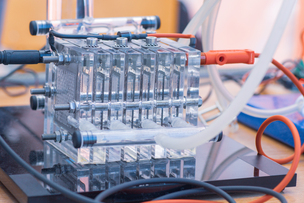 How Hydrogen Fuel Cells Are Made